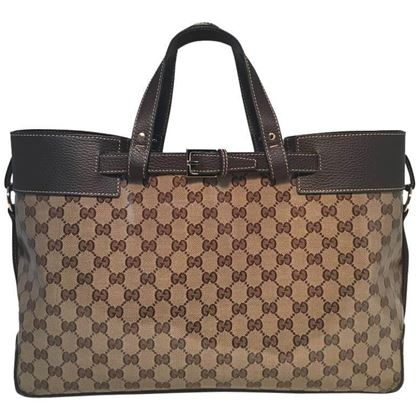 gucci-coated-monogram-and-leather-buckled-portfolio-tote-3