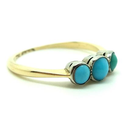 antique-victorian-1837-1901-turquoise-9ct-gold-ring-size-n