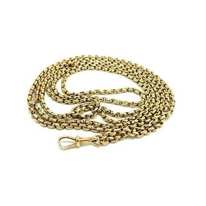 antique-victorian-faceted-belcher-9ct-gold-extra-long-guard-muff-chain-necklace