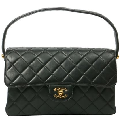 chanel-double-face-classic-flap-hand-bag-black-3