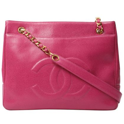 chanel-caviar-skin-cc-mark-stitch-tote-bag-fuchsia-pink