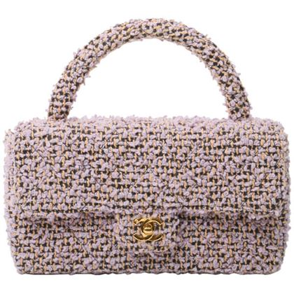 chanel-tweed-classic-flap-handbag-lavender