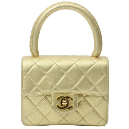 chanel-matelasse-plate-mini-handbag-gold