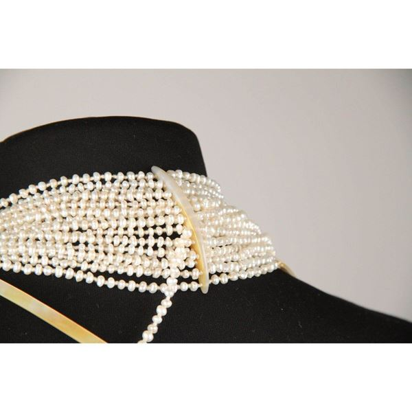 multistrand-small-baroque-pearls-and-mother-of-pearl-long-wrap-necklcae