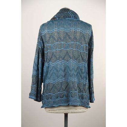 m-missoni-blue-metallised-light-knit-jumper-with-scarf