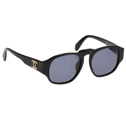 Chanel Black 01452 Sunglasses