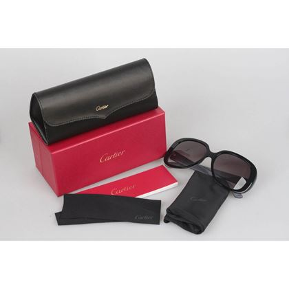 cartier-paris-black-oversized-sunglasses-54-18-140-nos