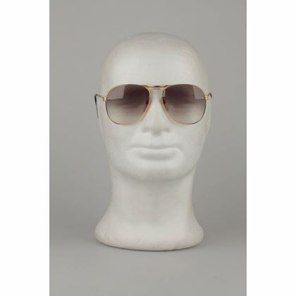 silhouette-vintage-gold-metal-sunglasses-m7019-58-16mm-new-old-stock