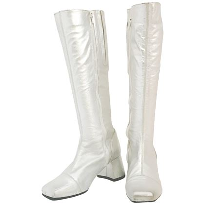late-1960s-silver-leather-go-go-boots