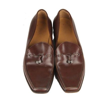 louis-vuitton-brown-leather-men-loafers-mocassins-shoes-size-85