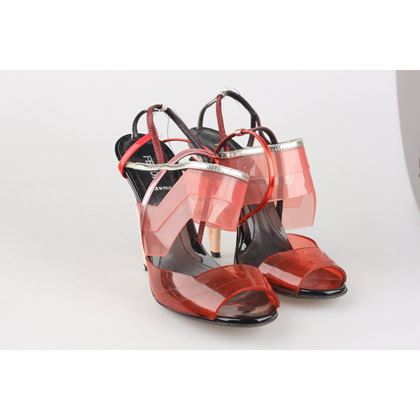 fendi-pink-plastic-iridia-sandals-shoes-pumps-size-40