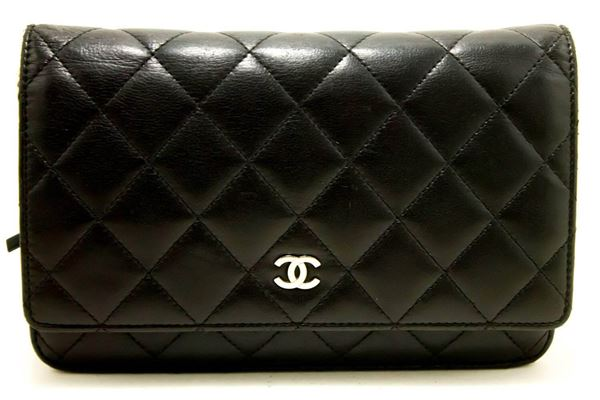 chanel-black-wallet-on-chain-woc-shoulder-bag-crossbody-lambskin