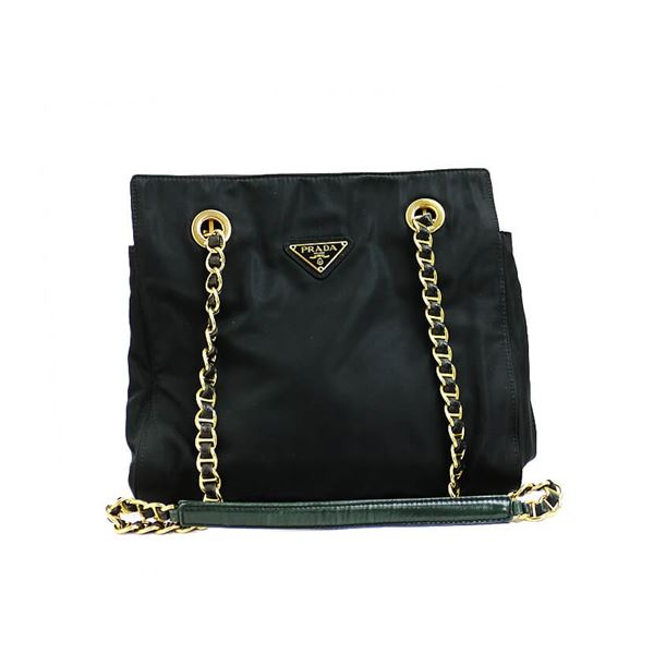 prada-nylon-w-chain-shoulder-bag
