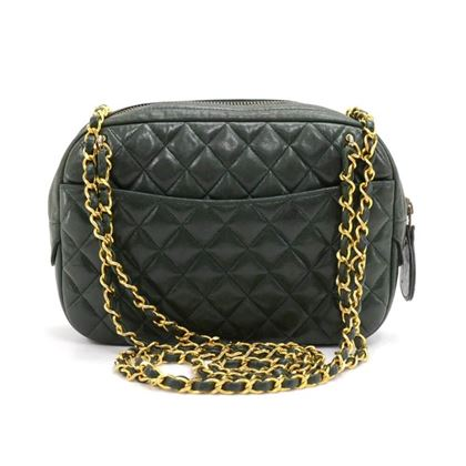 vintage-chanel-green-quilted-leather-rounded-chain-shoulder-bag