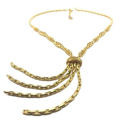 dior-vintage-necklace-twisted-gilt-lariat-style-1970s