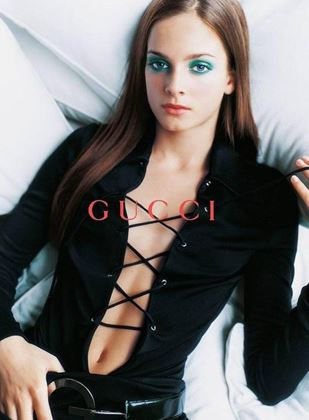 tom-ford-for-gucci-black-jersey-tunic-collar-dress