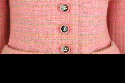 chanel-multi-coloured-pink-tweed-jacket-and-skirt-ensemble