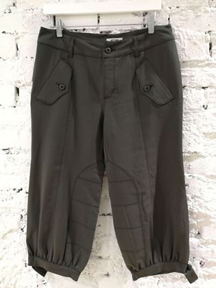 moschino-military-green-trousers