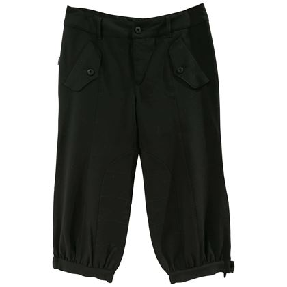 moschino-black-cotton-trousers