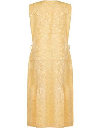 vintage-1920s-yellow-silk-flapper-dress-with-matching-jacket-uk-size-12-16