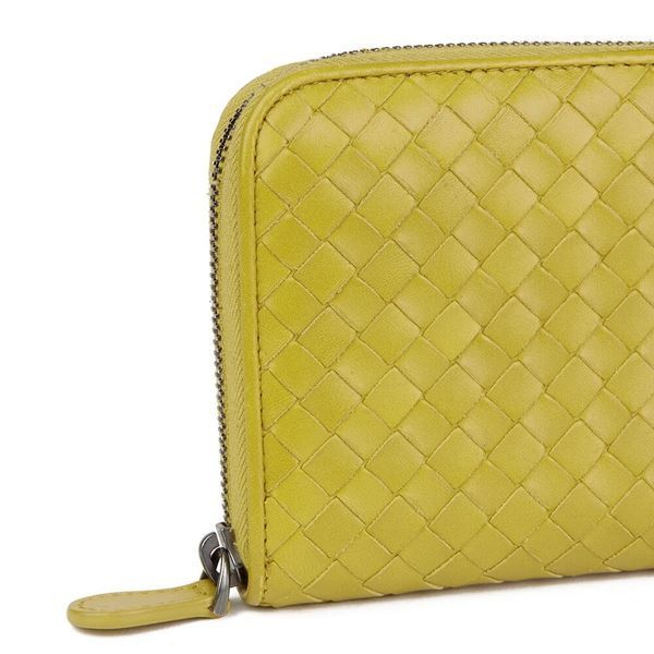 ancient-gold-woven-calfskin-leather-zip-around-wallet