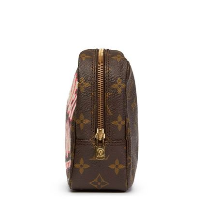 Louis Vuitton 'Lonely for you only'  Year Zero London Toiletry Pouch