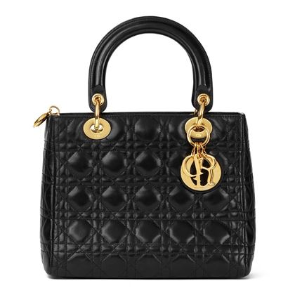 black-quilted-lambskin-lady-dior-mm