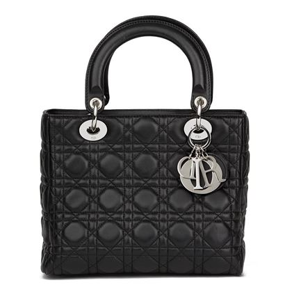 black-quilted-lambskin-lady-dior-mm-2