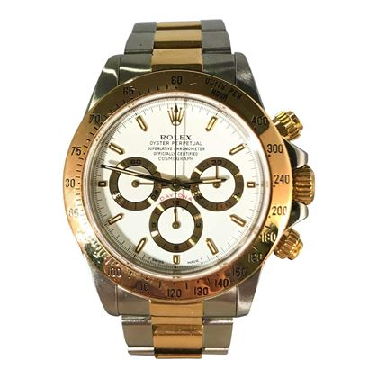 Picture of Rolex Daytona Yellow gold & Steel Unisex Watch