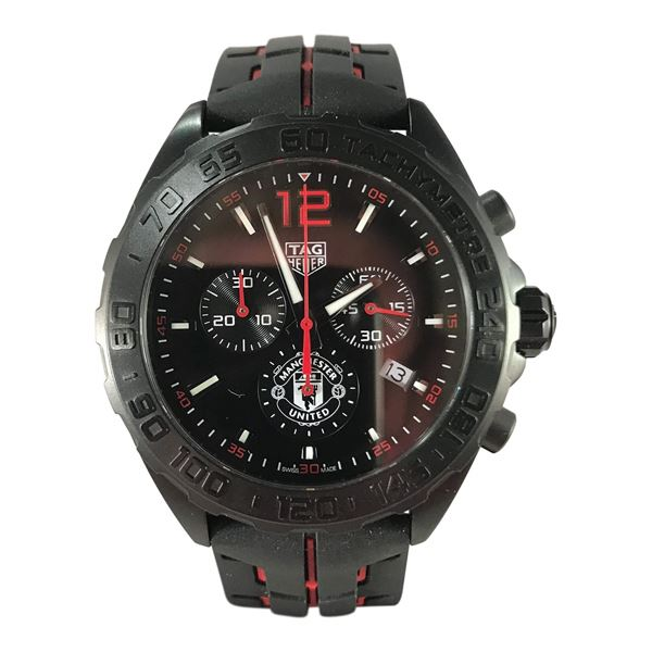 Picture of Tag Heuer Manchester United Limited Series CAZ201J