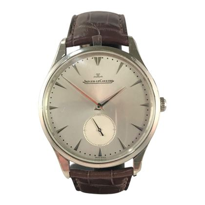 Picture of Jaeger Le Coutre Stainless Steel Mens Dress Watch
