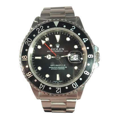 Picture of Rolex GMT Master II Black Unisex Watch