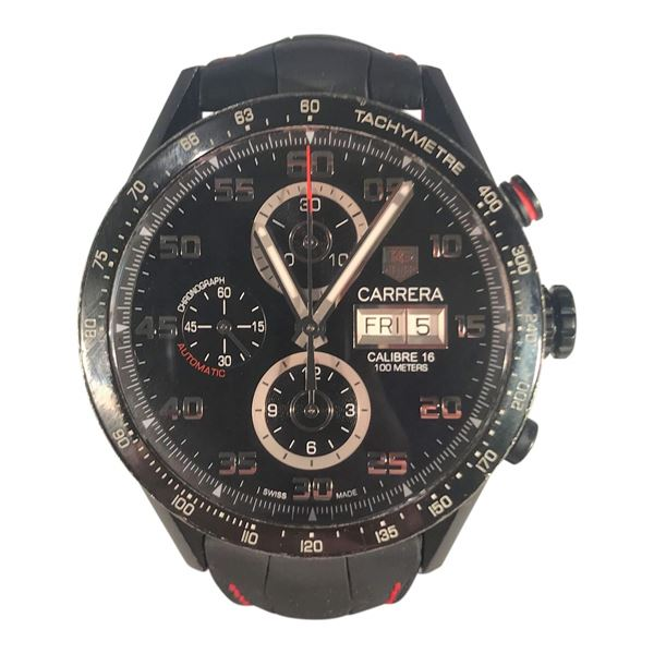 Picture of Tag Heuer Carrera Calibre 16 Mens Watch