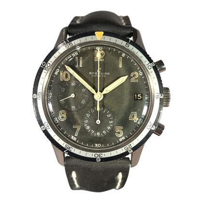 Picture of Breitling  Automatic Vintage Steel Chronograph Mens Watch