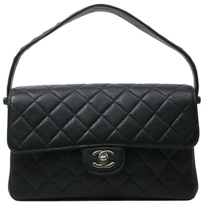chanel-caviar-double-face-classic-flap-handbag-black