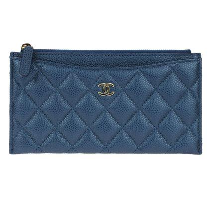 chanel-blue-caviar-leather-wallet-pouch-case-lghw