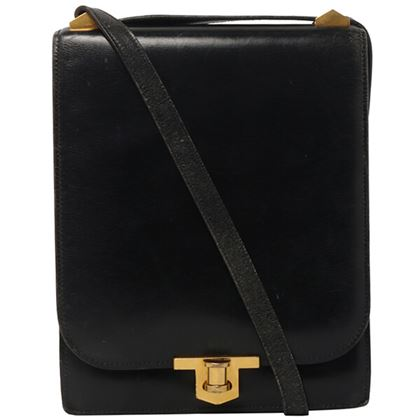 hermes-design-plate-shoulder-bag-black
