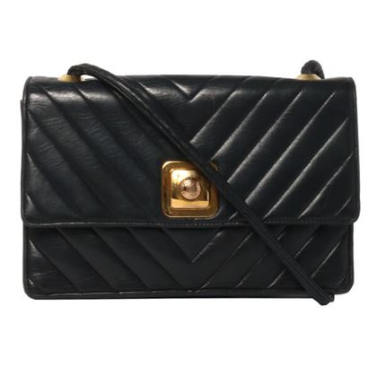 chanel-v-stitch-cc-mark-push-lock-shoulder-bag-black