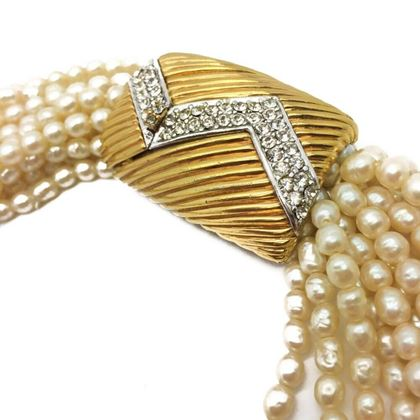 ciner-vintage-necklace-pearl-torsade-with-feature-clasp-1960s