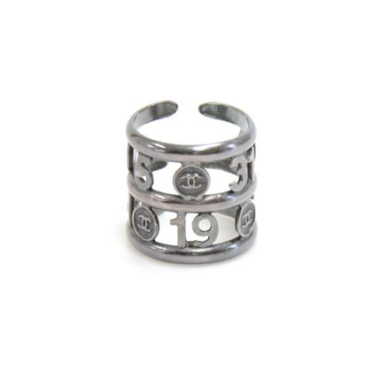 chanel-silver-tone-3-tier-cc-logo-number-adjustable-ring