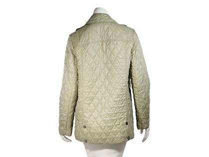 light-green-burberry-quilted-jacket