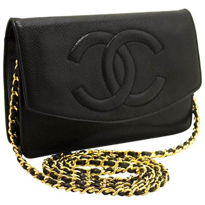 chanel-black-caviar-wallet-on-chain-woc-crossbody-shoulder-bag