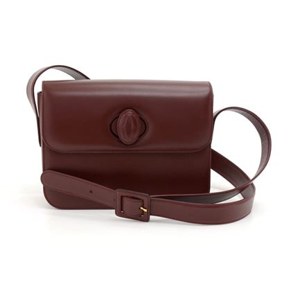 cartier-must-de-carter-line-burgundy-leather-medium-shoulder-bag