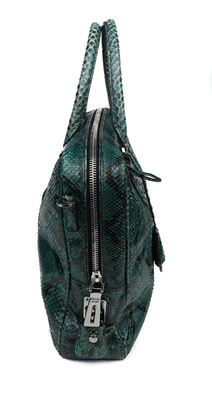 prada-snakeskin-green-large-briefcase-shoulder-bag-bauletto-python-new