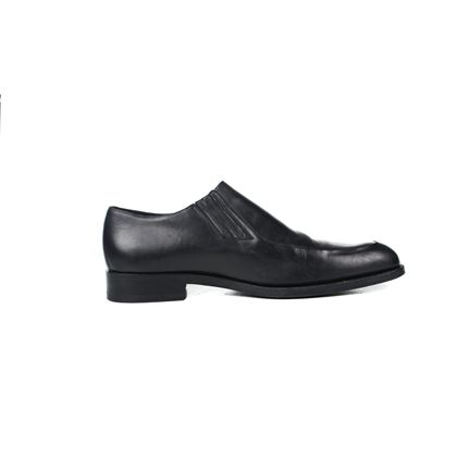 gucci-black-leather-mens-loafers-12-pre-owned-used