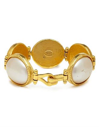 chanel-1990s-gold-tone-pearlescent-double-cc-oval-link-bracelet