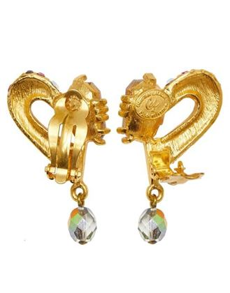 christian-lacroix-1990s-gold-fantasy-drop-earrings-with-semi-precious-stones