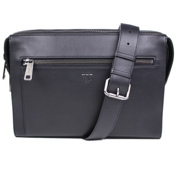 fendi-laptop-briefcase-bag-back-leather-large-zip-strap-new