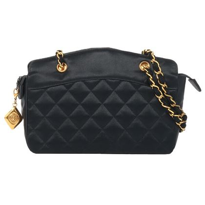 chanel-silk-satin-dia-cc-mark-charm-handbag-black