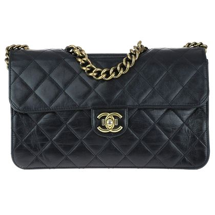 chanel-black-glazed-calfskin-perfect-edge-flap-bag-ghw
